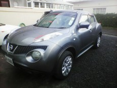 Nissan juke year 2010 automatic