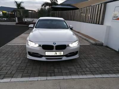 BMW F30 320i ED 2016 52,000kms @ Rs 970,000 Neg. Tel 5915-2380 - Luxury Cars on Aster Vender