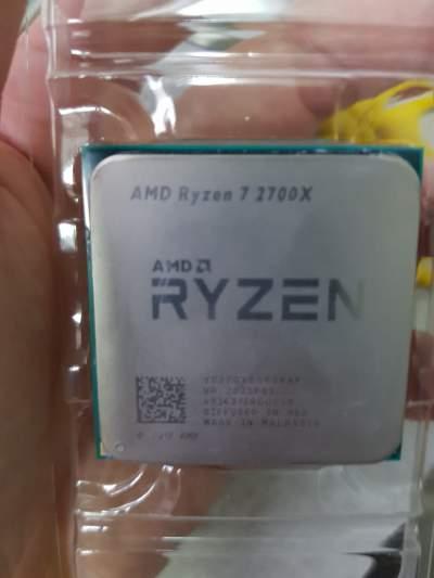 AMD ryzen 7 2700x  - Processor (CPU) on Aster Vender
