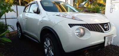 Nissan Juke Year 2012 - SUV Cars on Aster Vender