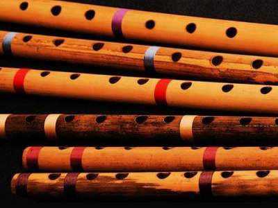 Carnatic Bansuri flute - Flute on Aster Vender