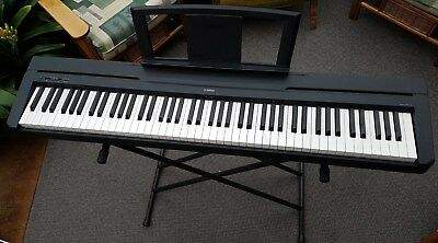 Yamaha p35b - Piano on Aster Vender