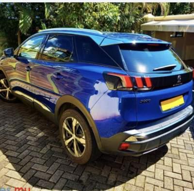 Peugeot SUV - SUV Cars on Aster Vender