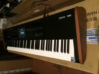 Korg Kronos 2 88-Key Music Workstation Keyboard - Piano on Aster Vender