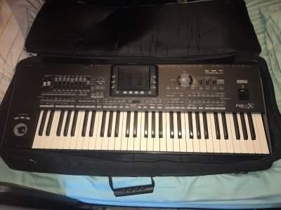 Korg Pa3X 76-Key Pro Keyboard Arranger - Electronic piano on Aster Vender