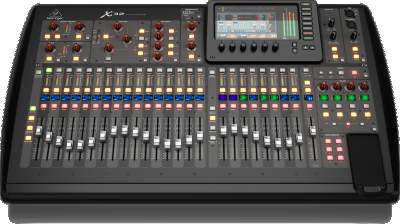 Behringer X32 32-Channel 16-bus Total Recall Digital Mixing - Other Studio Equipment on Aster Vender