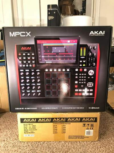 Akai MPC X Standalone Music Production Center Workstation, Sampler and - Other Studio Equipment on Aster Vender