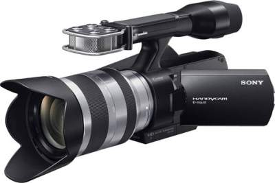 Sony NEX-VG10 Interchangeable Lens Handycam Camcorder - All Informatics Products on Aster Vender