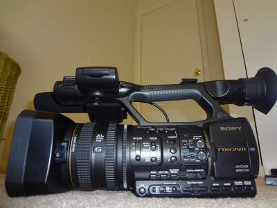 Sony HXR-NX5U NXCAM Professional Camcorder - All Informatics Products on Aster Vender