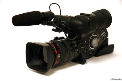 Canon XL-H1A 3-CCD High Definition Camcorder - All Informatics Products on Aster Vender