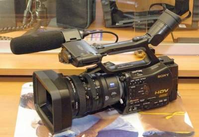 Sony HVR-Z7U HDV Professional Video Camcorder - All Informatics Products on Aster Vender