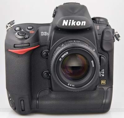 Nikon D3s Digital SLR Camera +Lens - All Informatics Products on Aster Vender
