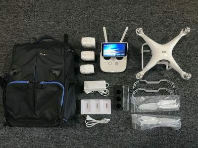 DJI Phantom 4 Pro Plus with 3 battery - All Informatics Products on Aster Vender