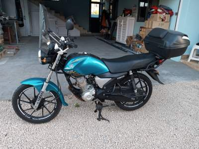 Yamaha Crux 110 cc a vendre - Cruisers & Choppers on Aster Vender
