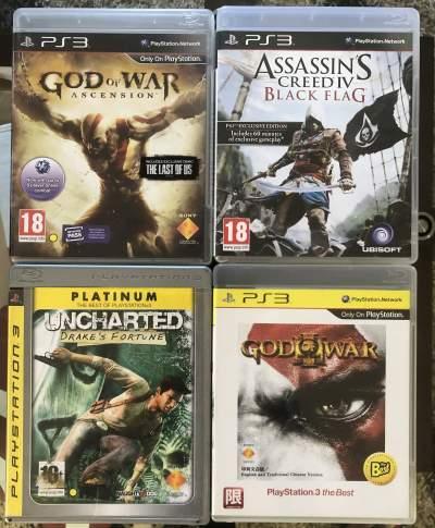 Ps3 games - PlayStation 3 Games on Aster Vender