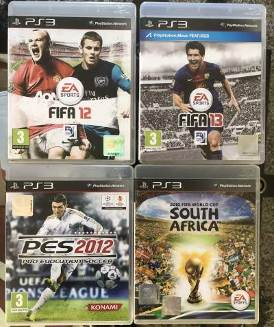 Ps3 games pack - PlayStation 3 Games on Aster Vender