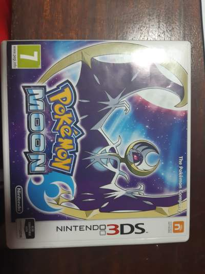 Pokemon Moon + extra - Wii Games on Aster Vender