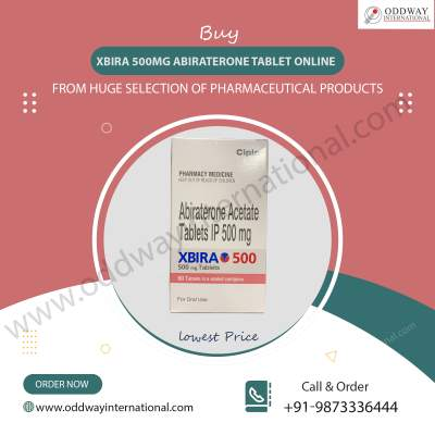 Xbira 500mg Abiraterone Tablet At Lowest Price Online - Other Body Care Products on Aster Vender