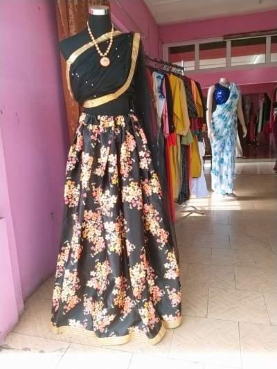 Lehenga sarees Churidar  - Suits (Women) on Aster Vender