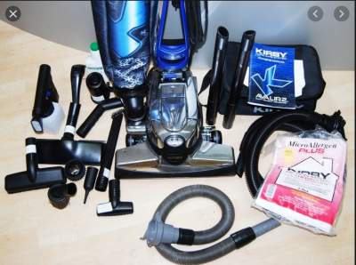 Kirby Vacuum Cleaner - All electronics products on Aster Vender