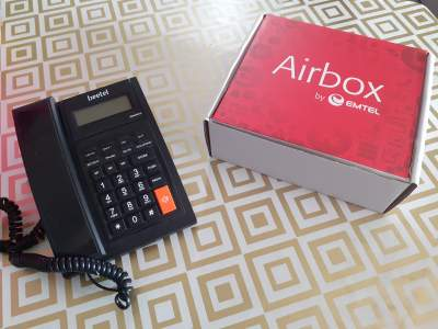 Airbox and telephone fix - Others on Aster Vender