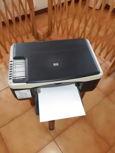 Printer HP deskjet  - Inkjet printer on Aster Vender
