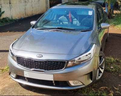 Kia Cerato Limited Edition - Family Cars on Aster Vender