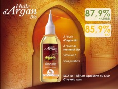 Sèrum a base d huile d argan - Hair treatment on Aster Vender