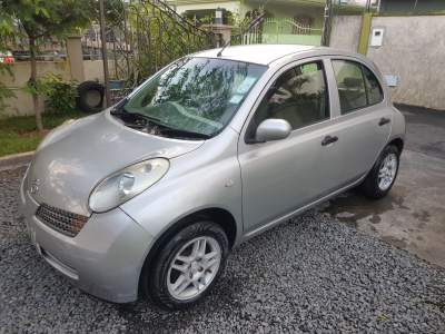 nissan march 2004 - Compact cars on Aster Vender