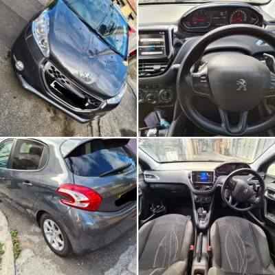A vendre Peugeot 208 hdI diesel  - Compact cars on Aster Vender