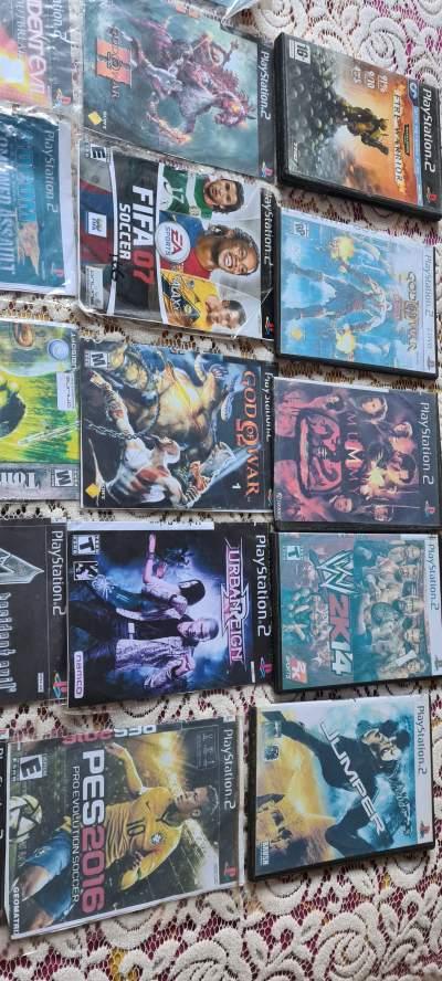 PlayStation games - Other Indoor Sports & Games on Aster Vender