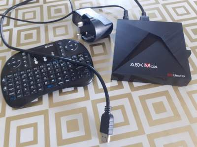 Smart Box uktra HD - All electronics products on Aster Vender