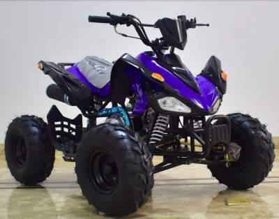 125cc 4-stroke Automatic Quad Bike - Quad bikes on Aster Vender