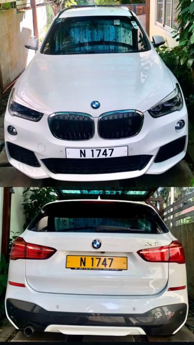 BMW X1 M SPORTS - SUV Cars on Aster Vender