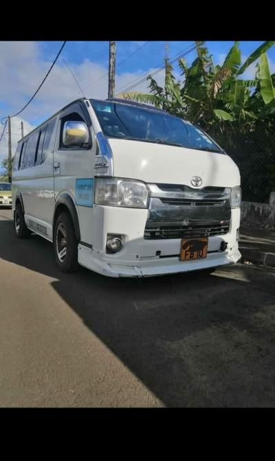 VAN - Passenger Van on Aster Vender
