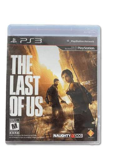 The Last Of Us  - PlayStation 3 (PS3) on Aster Vender