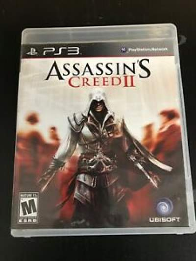 Assassin's Creed II - PlayStation 3 (PS3) on Aster Vender