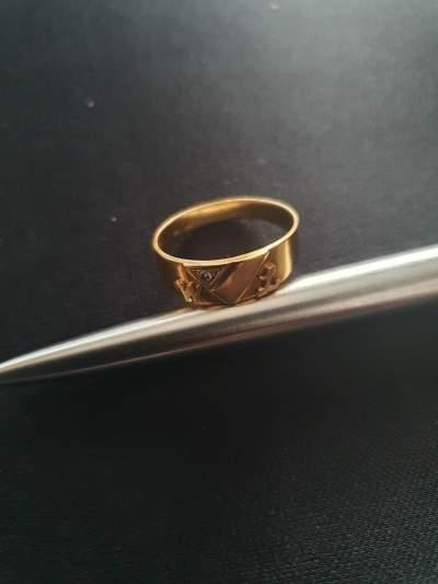 Ring - Rings on Aster Vender