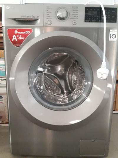 Washing Machine LG - All household appliances on Aster Vender