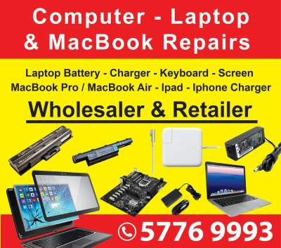 Computer Repairs (Diagnostic Fee) - Computer repairs on Aster Vender