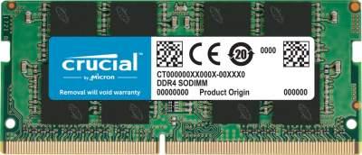 Hikvision 8GB DDR4 3200Mhz 1.2V 260 Pin CRUCIAL Laptop Memory - Laptop on Aster Vender