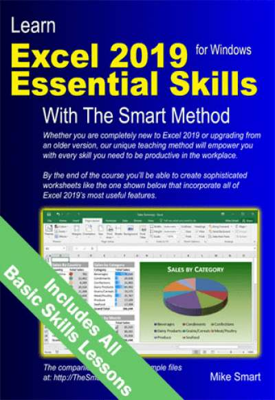 Microsoft Excel 2019 Essential Training Video(Microsoft Expert) - Software on Aster Vender