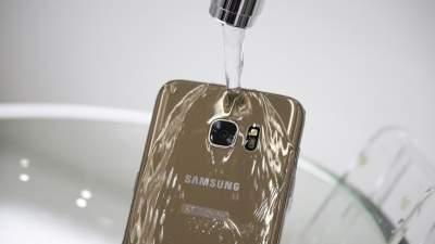 SAMSUNG GALAXY S7 - PLATINUM GOLD - 4GB RAM -32GB - Galaxy S Series on Aster Vender