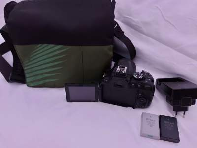Professional camera Nikon D5200 - All electronics products on Aster Vender