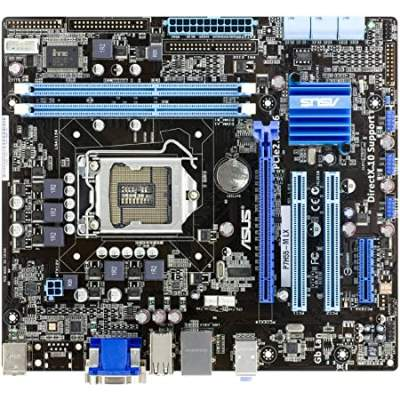 ASUS Gaming Motherboard P7H55-M - Motherboard on Aster Vender
