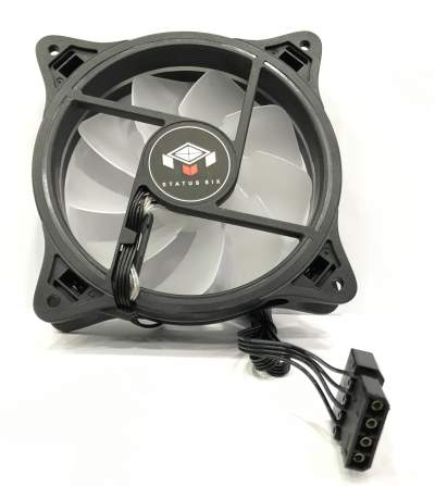 RGB COOLING FAN - CPU Cooler Fan on Aster Vender