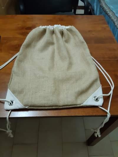 Drawstring bag - Bags on Aster Vender