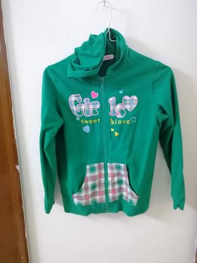 Jacket - Sweater (Girls) on Aster Vender