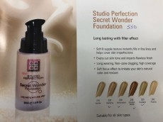 Studio Perfection Secret Wonder Foundation - Foundation on Aster Vender