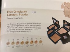 Even Complexion Compact Powder - Powder on Aster Vender